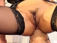 Milf anal multiracial mika tan