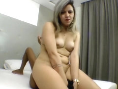 Merciless Smothering by Shaved Pussy - Tongue Fucking of Naughty Pussy