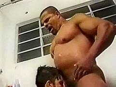 Gay interracial porn pics