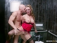 Horny tate and forrest goes for wild sex