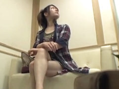 Japanese voyeurism video