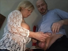 Amateur office blowjob bev 90s