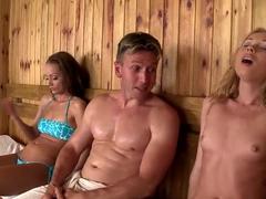 sauna sex gennemsnitlig penislængde
